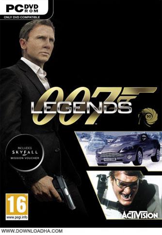007 cover دانلود بازی 007Legends برای PC