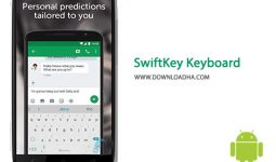 دانلود- SwiftKey-Keyboard