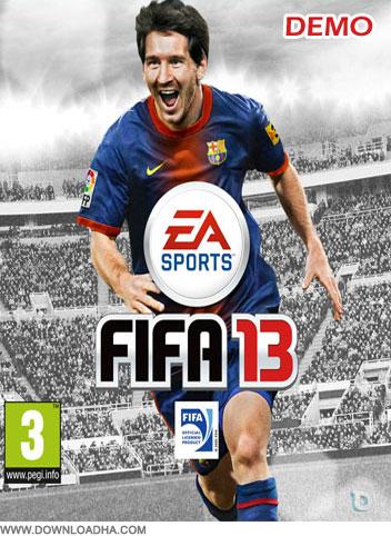 fifa13 d دانلود دموی بازی فیفا 13 –  FIFA 13 DEMO for PC